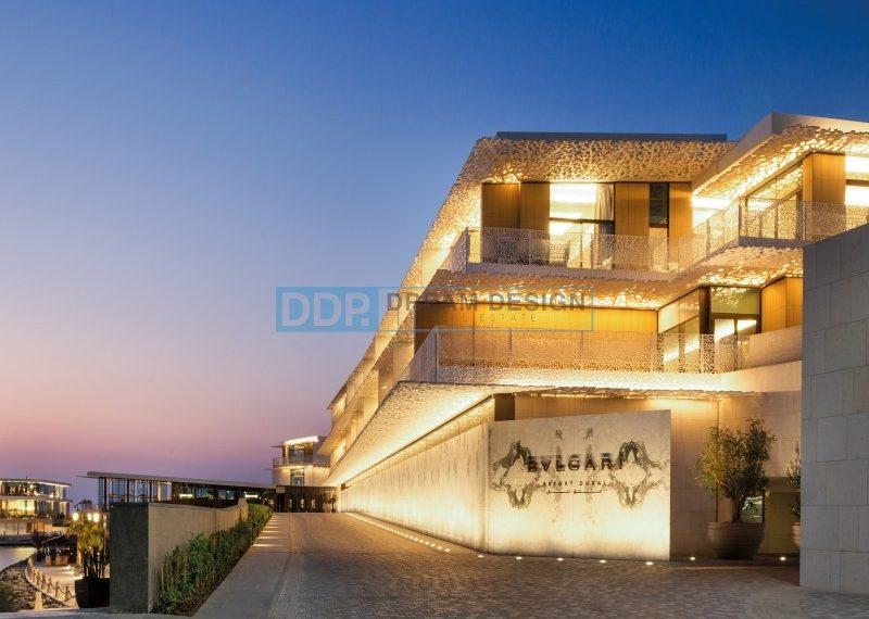 Villa for Sale in Bulgari Resort & Residences